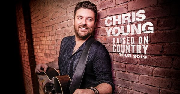 None - Win a Fan Hang with Chris Young + LOCASH!