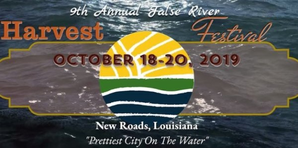 None - City of New Roads Harvest Fest!