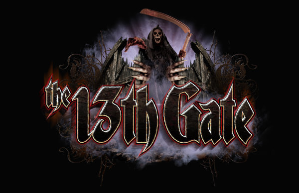 None - Win Tickets to Baton Rouge's Best Haunted House: The 13th Gate!