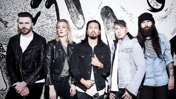 None - Win a pair of tickets to see Pop Evil at Bogart's!