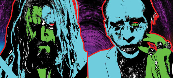 None - Win a pair of tickets to see Rob Zombie & Marilyn Manson at Riverbend Music Center!