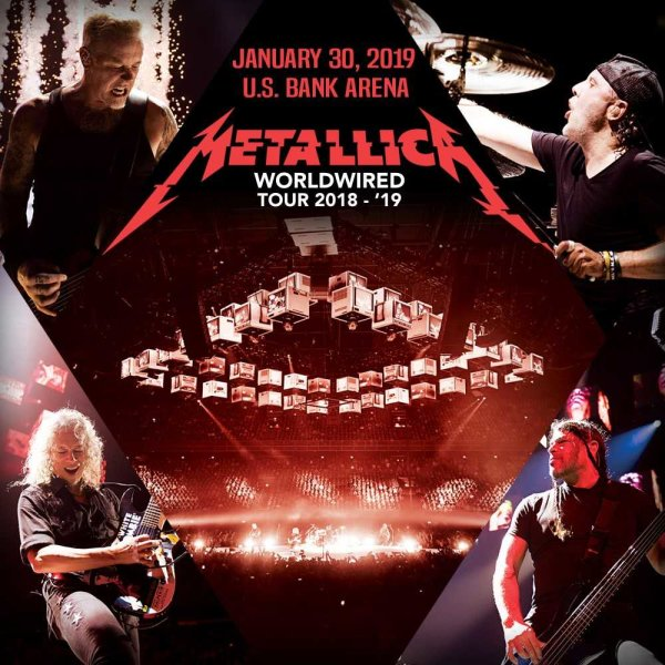 Win tickets to see Metallica at US Bank Arena!