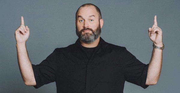 None - Win a pair of tickets to see Tom Segura at The Aronoff Center for the Arts!