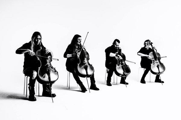 None - Win a pair of tickets to see Apocalyptica at Taft Theatre!