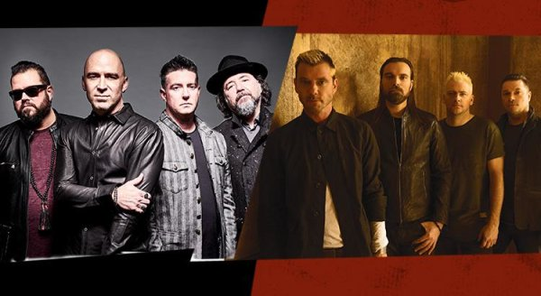 None - Win a pair of tickets to see +Live+ and Bush at Rose Music Center!