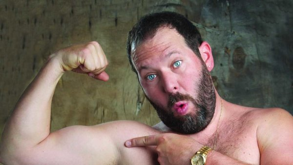 None - Win a pair of tickets to see Bert Kreischer at Taft Theatre!