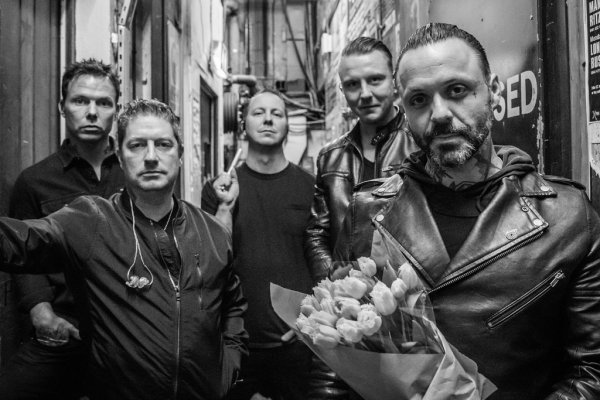 None - Win a pair of tickets to see Blue October at Bogart's!