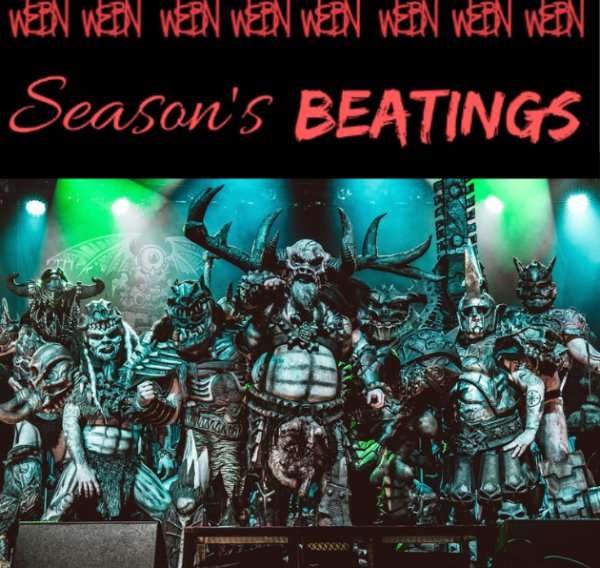 None - Win a pair of tickets to see GWAR at WEBN's Season's Beatings!