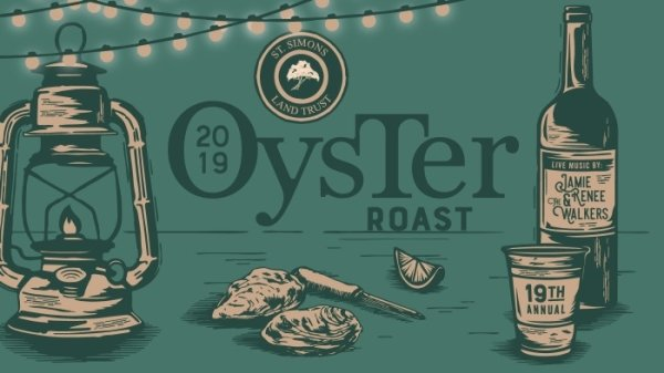 None - St. Simons Land Trust 19th annual Oyster Roast