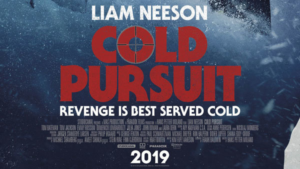 None - Win a 4-pack of tickets to see COLD PURSUIT!