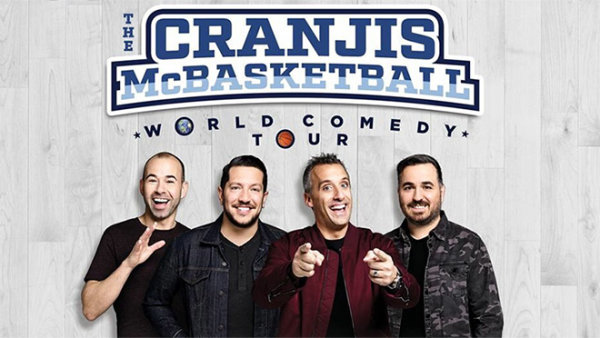 None - See Impractical Jokers live in Sugar Land