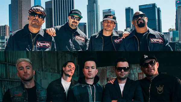 None - See Cypress Hill and Hollywood Undead together!