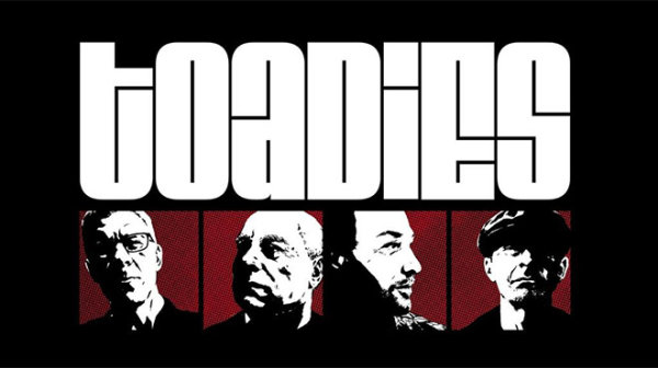 None - Take our Toadies tickets!