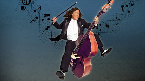 None - See Weird Al with strings