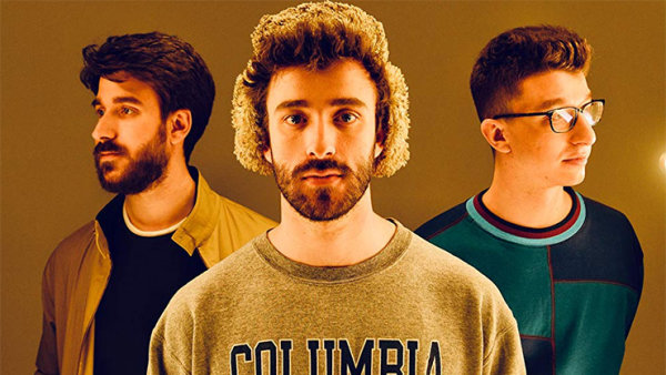 None - Be there for AJR's Revention show