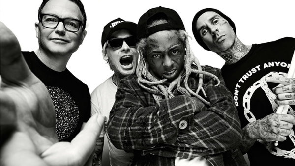 None - blink-182 and Lil Wayne on tour!