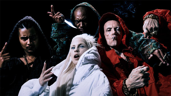 None - A night of Zef from Die Antwoord