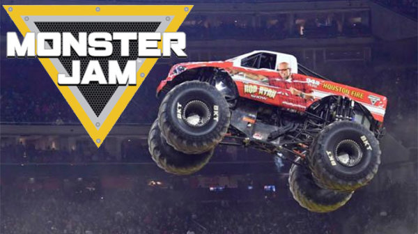 None -  Win tickets for Monster Jam