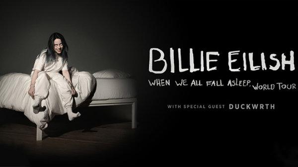 None - Win tickets for Billie Eilish