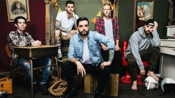None - It's A Day To Remember in Houston