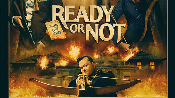 None - Win a 4-pack of tickets to see READY OR NOT!