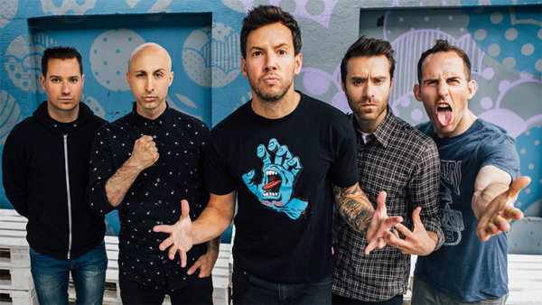 None - Put Simple Plan on your calendar
