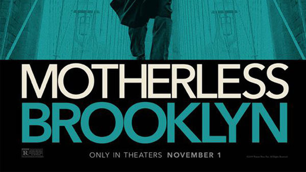 None - Win Reserved Seats at our screening of MOTHERLESS BROOKLYN!
