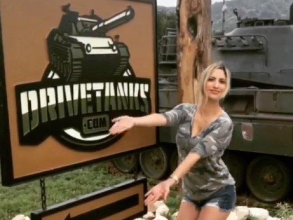 None - DriveTanks.com Drive and Shoot Real Tanks