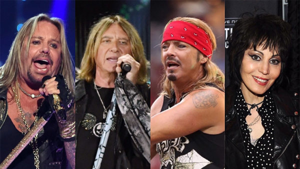 None - Mötley Crüe with '80s legends