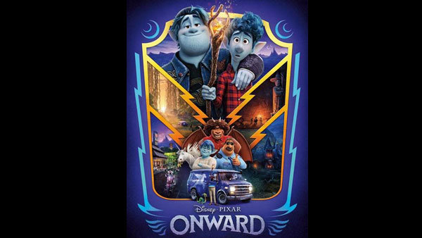 image for Win a 4-pack of tickets to our screening of ONWARD!