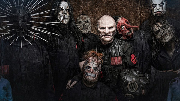 None - It's Slipknot with Volbeat!