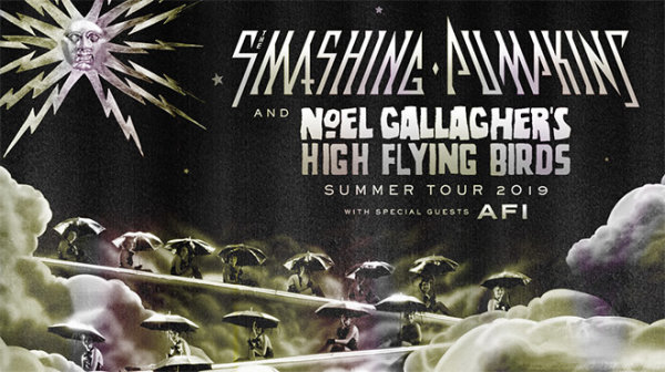 None - See The Smashing Pumpkins with Noel Gallagher