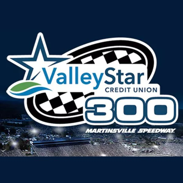 None - Win a 4-Pack of Tickets to the ValleyStar Credit Union 300 at Martinsville!