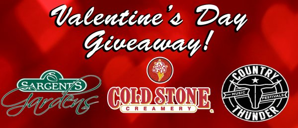 None - Valentine's Day Giveaway