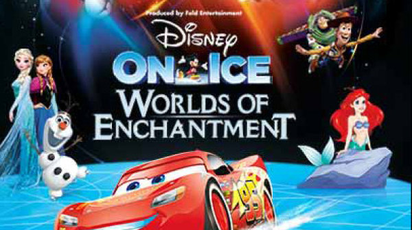 None - Disney On Ice presents Worlds of Enchantment