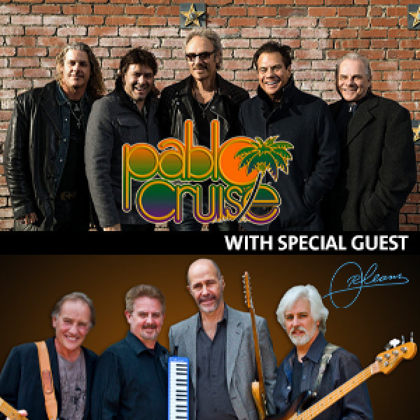 None - PABLO CRUISE WITH SPECIAL GUEST: ORLEANS at Hard Rock Biloxi