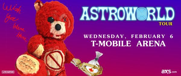 None - Astroworld Contest