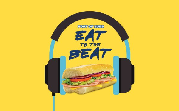 None -  Eat To The Beat Fueled By Port of Subs