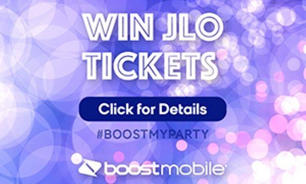None - Win JLo Tickets