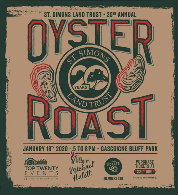 None - 20th Annual Land Trust Oyster Roast