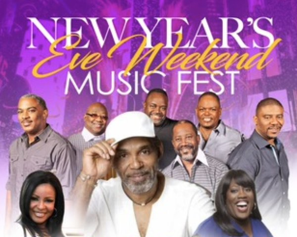 None - Maze ft. Frankie Beverly Ticket Giveaway