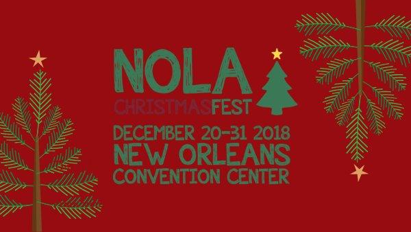 None - NOLA Christmas Fest