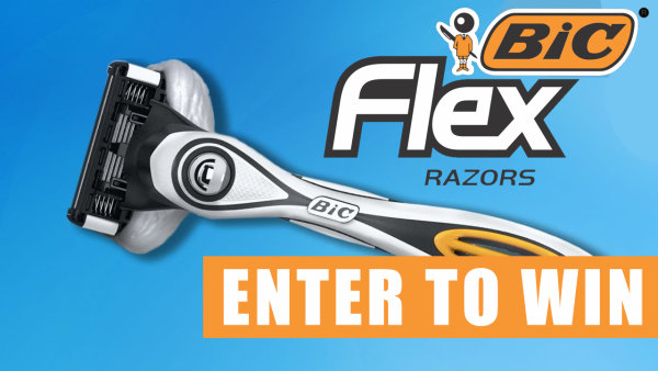 None - Give Bic Flex Razors a try!