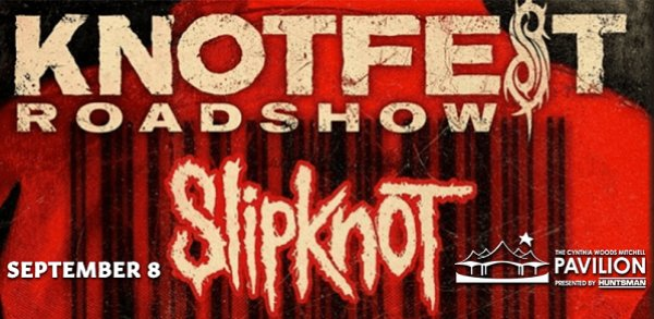 None - Win Tickets To Slipknot Sept. 9th @ The Woodlands, Houston