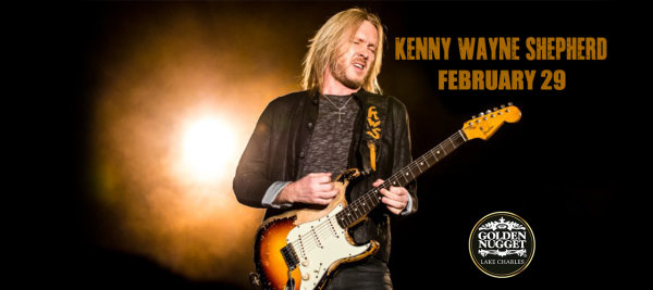 image for Enter for a Chance to Win Tickets to Kenny Wayne Shepherd!