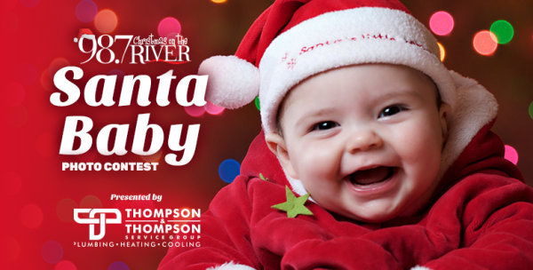 None - Show Us Your Cutest Santa Baby
