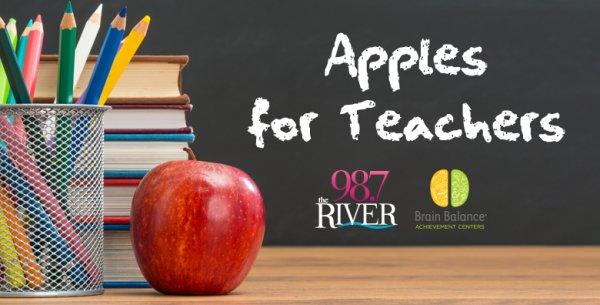 None - Apples For Teachers