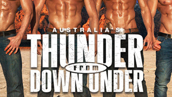 None -  Thunder From Down Under
