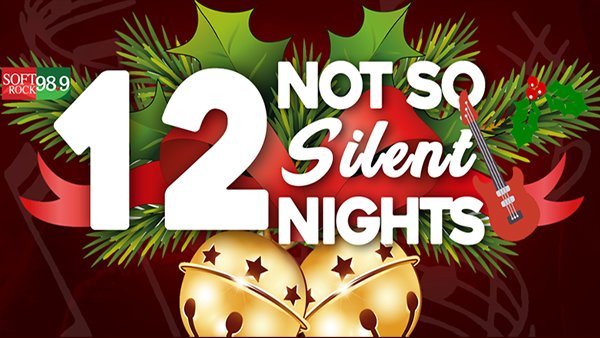 None - 12 Not So Silent Nights!