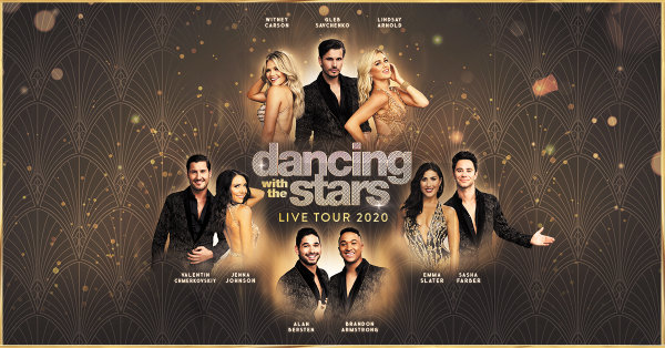 image for Dancing With The Starts Live!